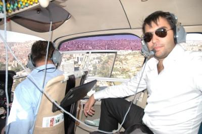 arif kerem göğüş helikopter