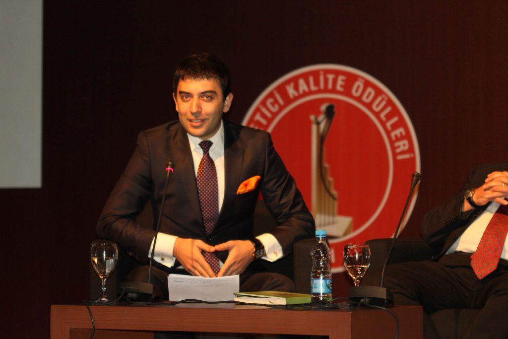 Kerem Göğüs Tüketici Kalite Ödülleri Konferansı