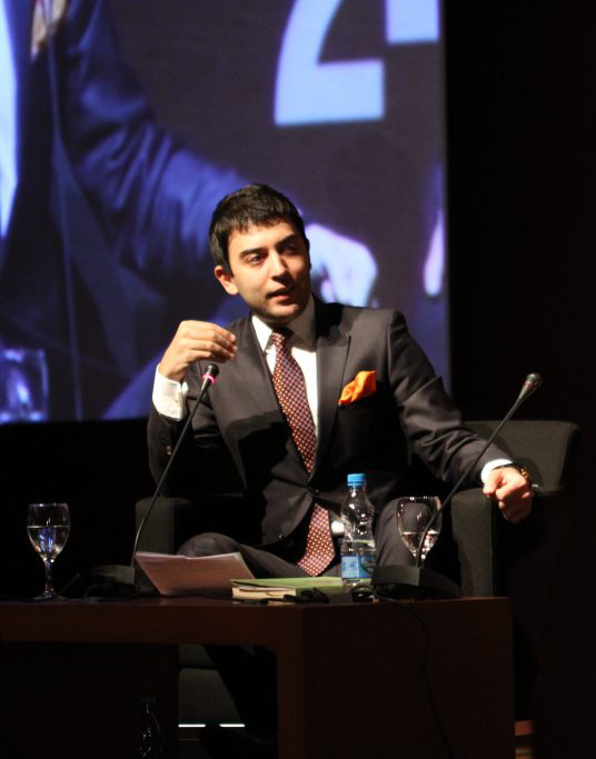 Kerem Göğüş, Kalite Ödülü Konferansı