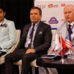 Arif Kerem Göğüş Dünya Kalite Zirvesi Konferansı Katılımı