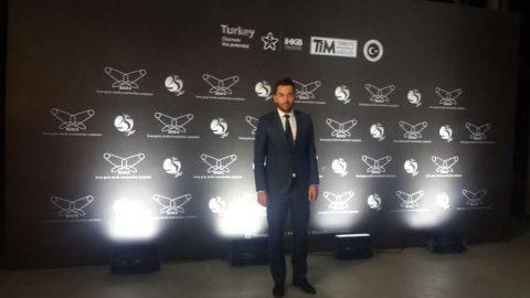 Arif Kerem Göğüş, İstanbul Hazır Giyim ve Konfeksiyon İhracatçıları Birliği Konferansı