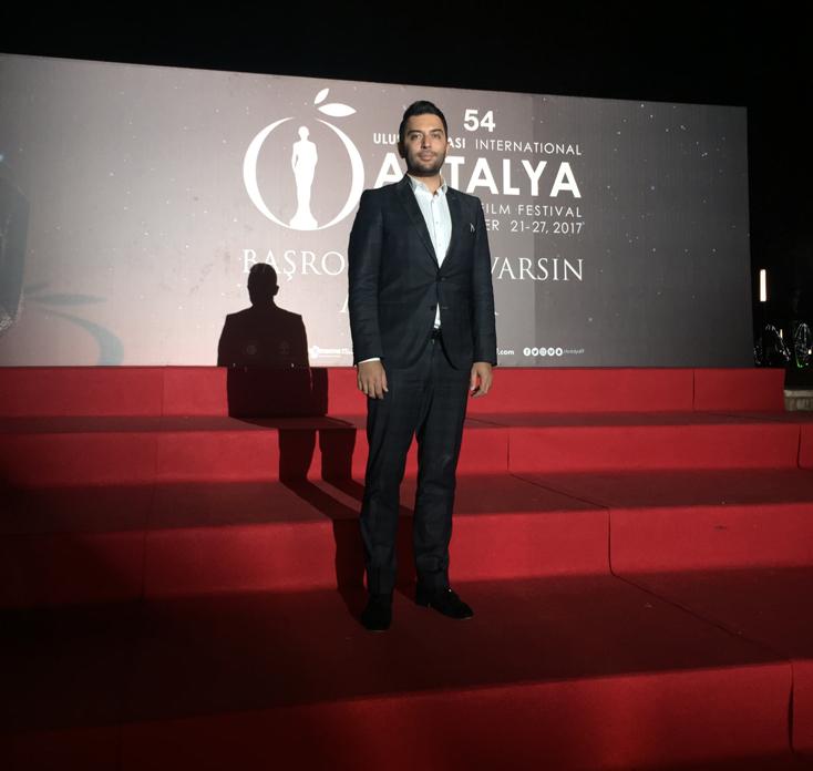 Antalya Film Festivali Katılımı