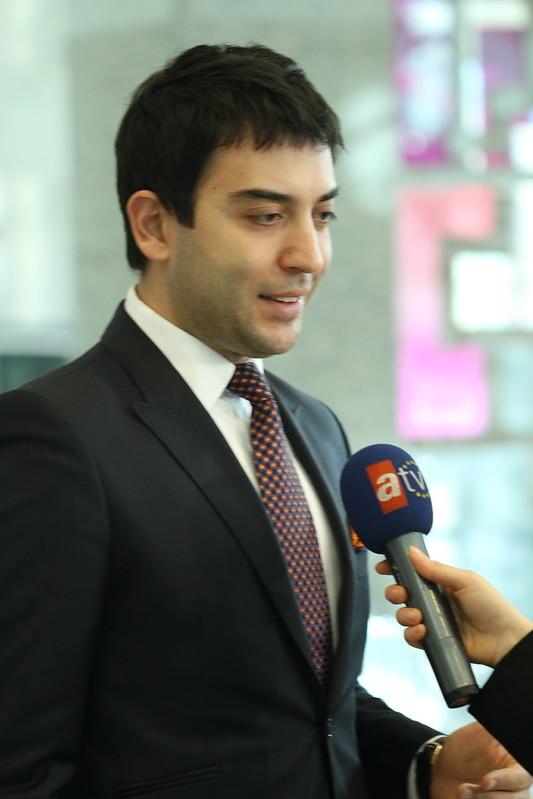 rif Kerem Göğüş ATV Avrupa Basın Mülakatı