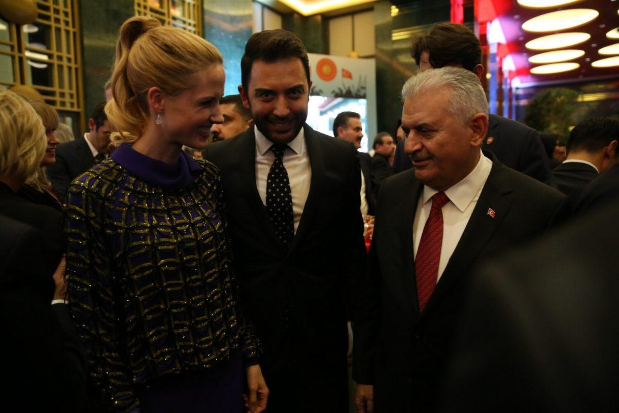 Arif Kerem Göğüş, Başbakan Binali Yıldırım ile İkili Görüşme