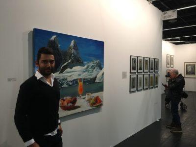 Arif Kerem Göğüş, Almanya Köln Art Air Resim Sergisi