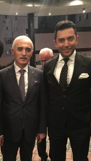 Arif Kerem Göğüş, Müsiad 25. Yıl Toplantısı Katılımı