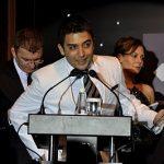 Arif Kerem Göğüş Tüketici Zirvesi Ödül Töreni Çırağan Sarayı