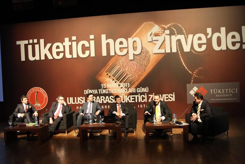 Arif Kerem Göğüş 24. Tüketici Zirvesi Konferansı Katılımı