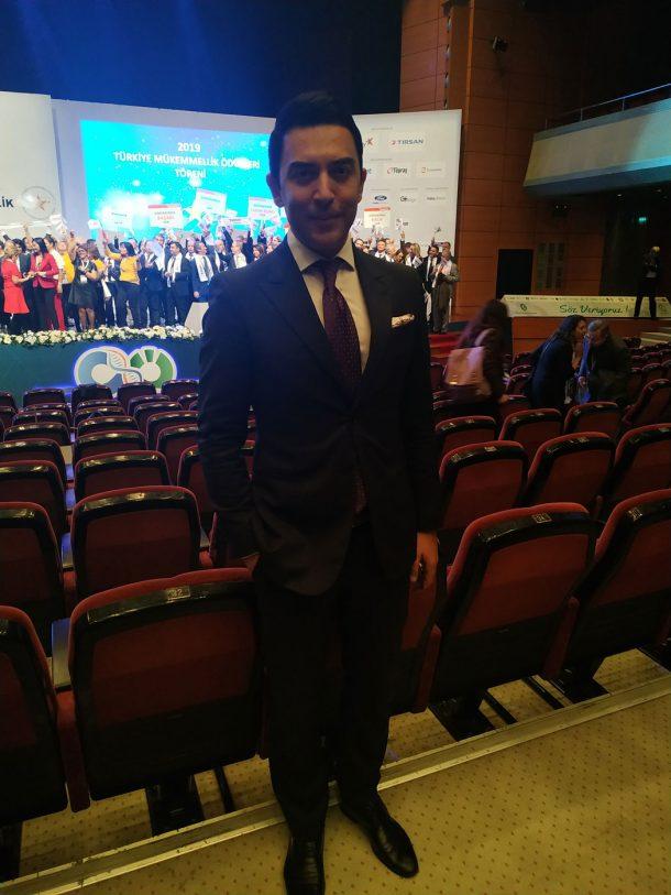 Arif Kerem Göğüş, Türkiye Kalite Zirvesi Katılımı