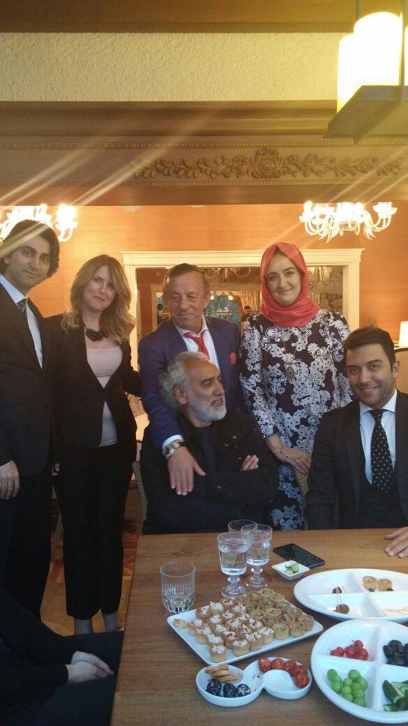 Arif Kerm Göğüş, Ali Ağaoğlu ve Sinan Çetin