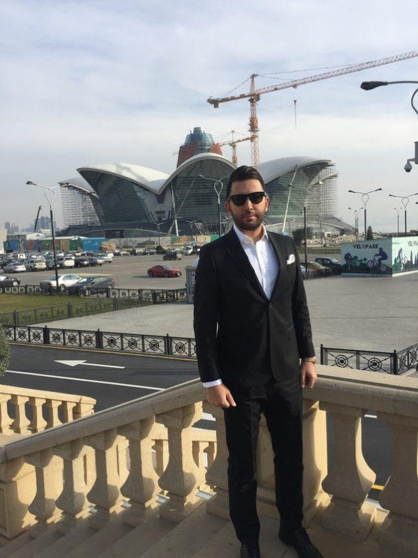 Azerbaycan Bakü Ziyareti