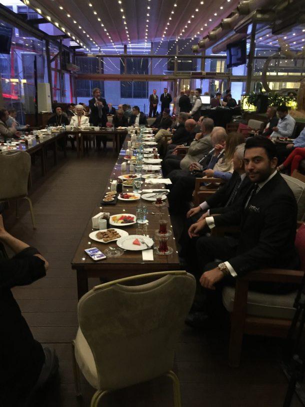 Beyoğlu Belediye Başkanlığı Toplantısı 2