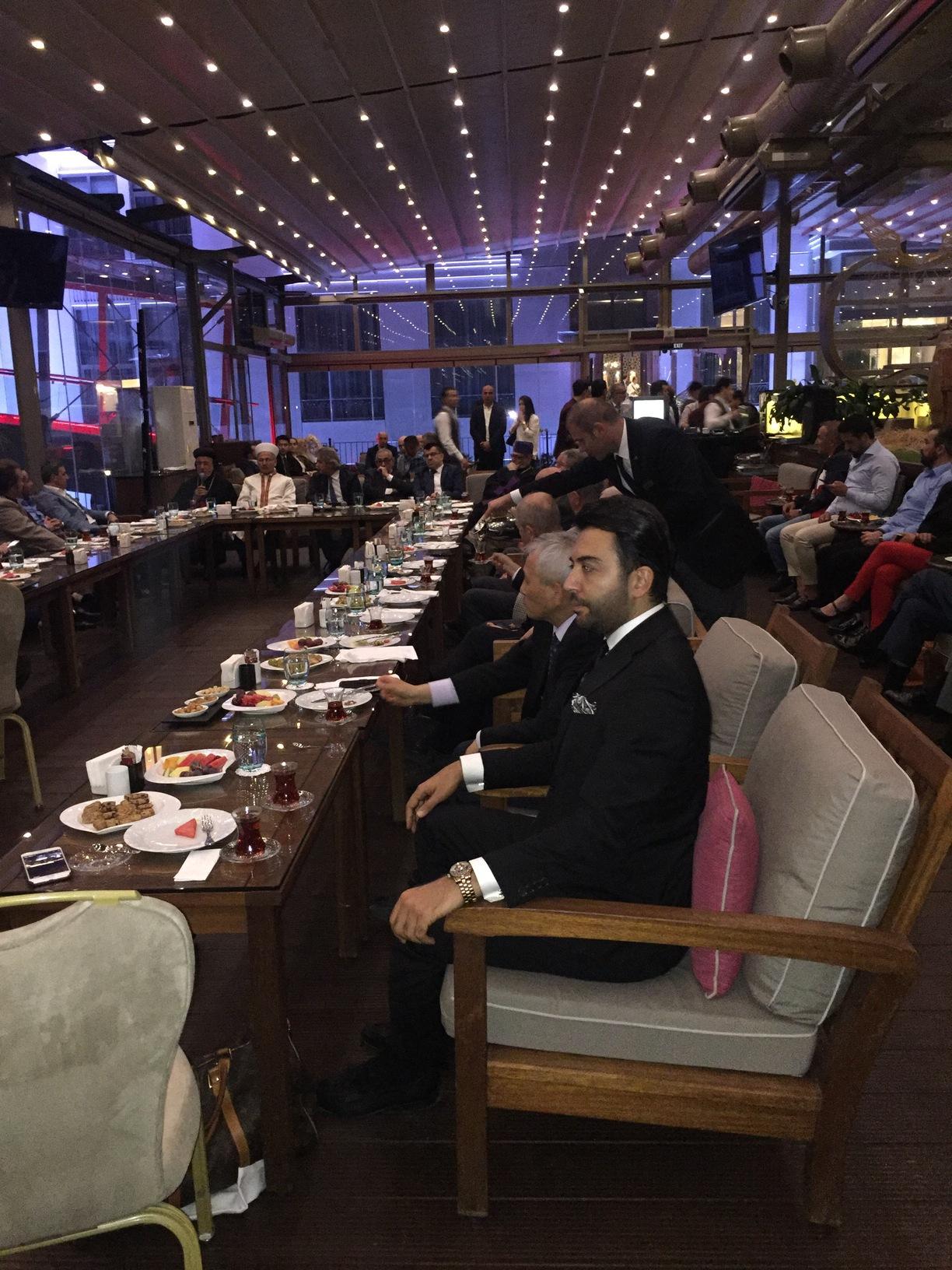Beyoğlu Belediye Başkanlığı Toplantısı