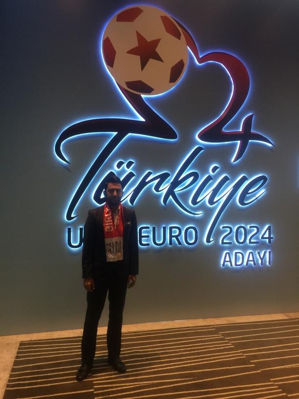 Euro 2024 Adaylığı Toplantısı Katılımı