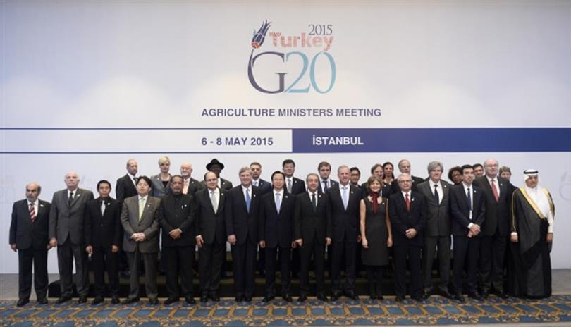 G20 Agriculture Ministry Meeting