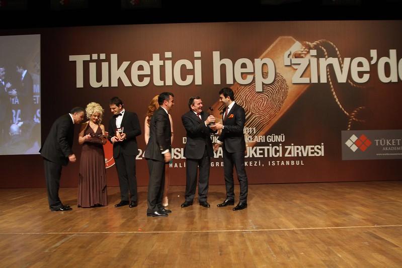 Gerhard Schröder Arif Kerem Göğüş Ödül Töreni Katılımı