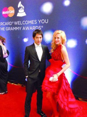 Grammy Müzik Ödülleri Töreni Katılımı