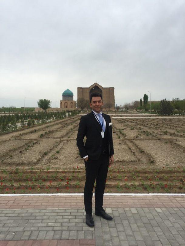 Arif Kerem Göğüş Kazakistan Resmi Ziyareti İş Dünyası Katılımı