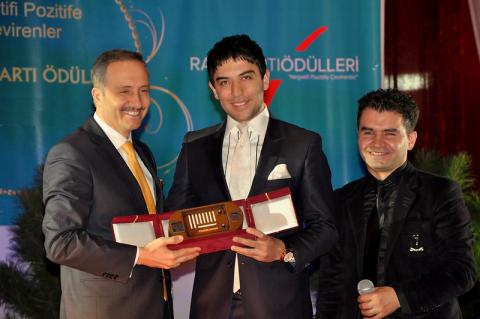 Radyocular Derneği Vakfı Ödül Töreni Katılımı