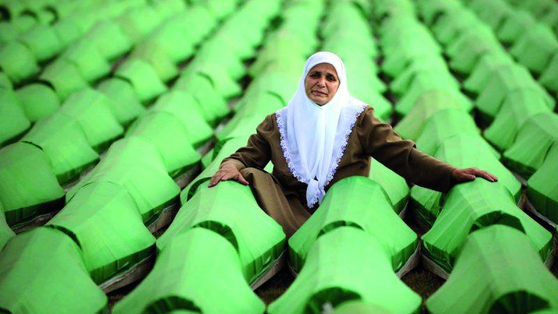 Srebrenitsa Anneleri Derneği Başkanı Hatice Mehmedoviç