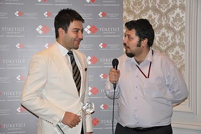 Arif Kerem Göğüş Tüketici Zirvesi Ödülleri