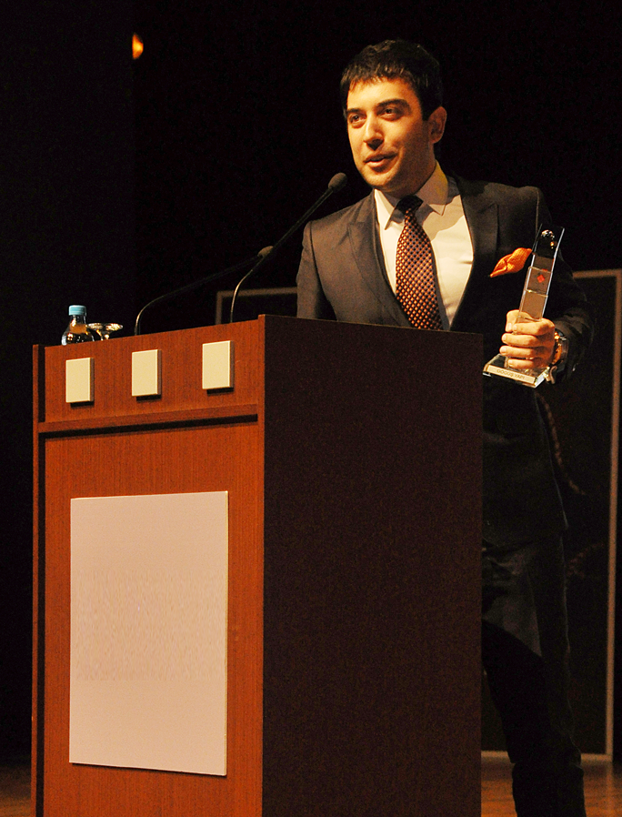 Arif Kerem Göğüş, Londra Europe Quality Awards