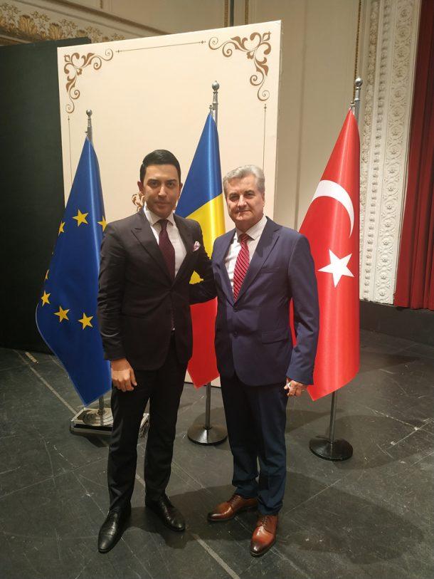 Arif-Kerem-Göğüş-Romanya-Başkonsolosu