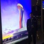 Arif Kerem Göğüş, İstanbul Yeni Havalimanı Açılış Töreni