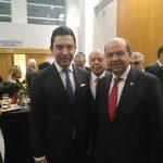 Türkiye İhracatçılar Meclisi Ekonomi Gazetecileri Törenine Katılım